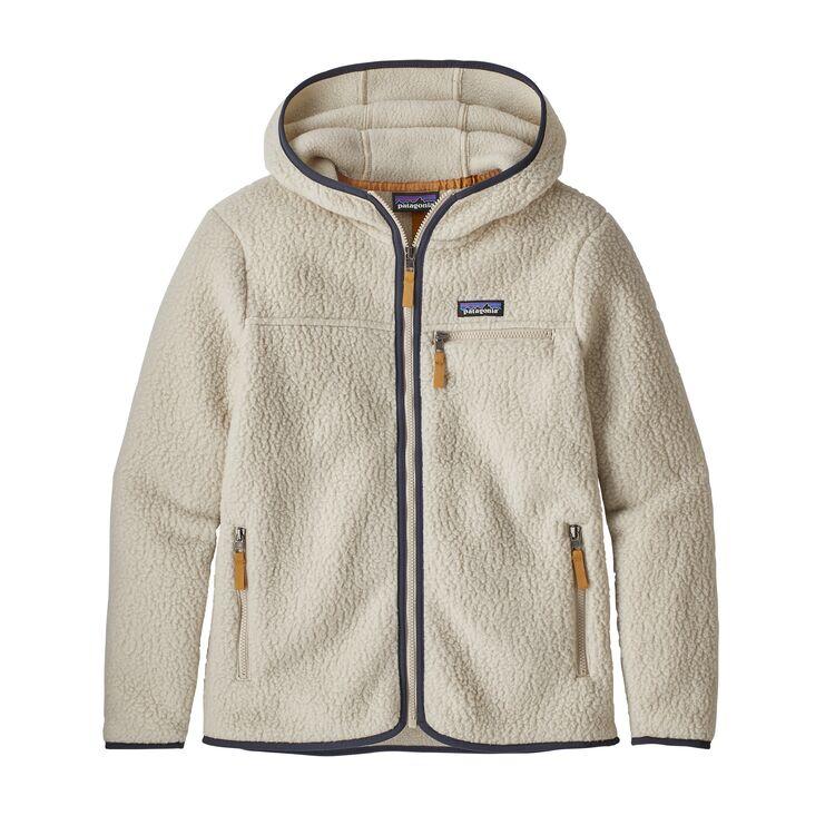 Куртка Patagonia Patagonia Retro Pile Hoody женская цена 2017