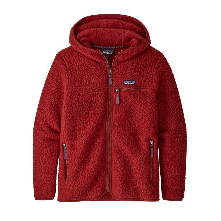 Куртка Patagonia Patagonia Retro Pile Hoody женская