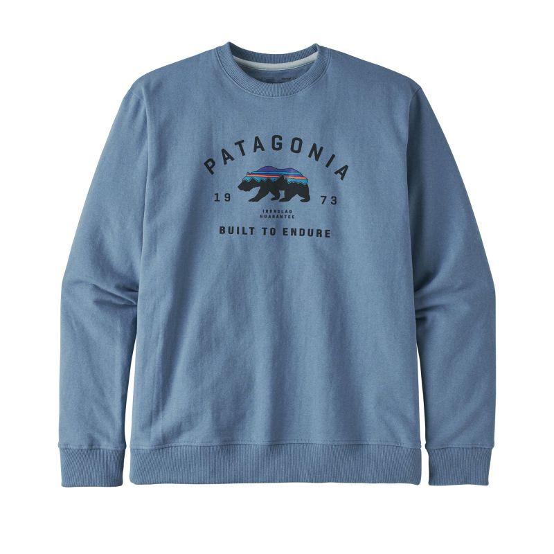 Купить Толстовка Patagonia Arched Fitz Roy Bear Uprisal Crew