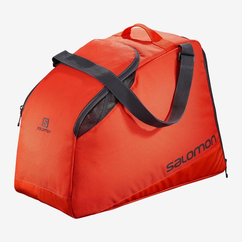 Сумка Salomon для ботинок Salomon Extend Max Gearbag красный