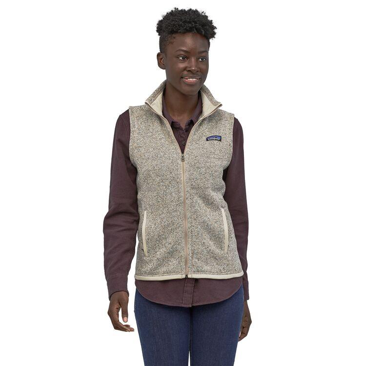 Купить Жилет Patagonia Better Sweater женский