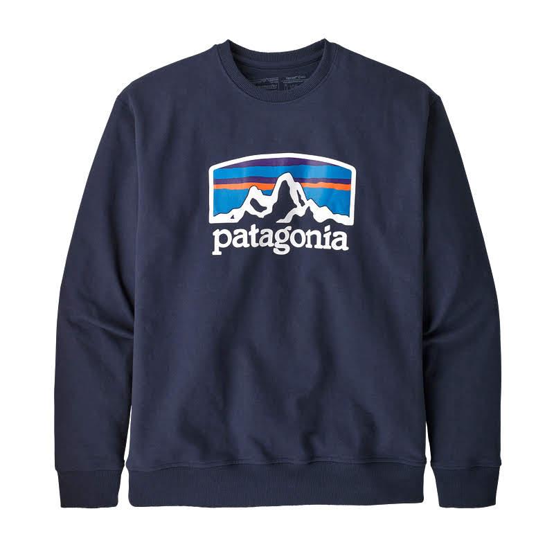 Купить Толстовка Patagonia Fitz Roy Horizons Uprisal Crew