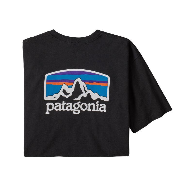 цена Футболка Patagonia Patagonia Fitz Roy Horizons Responsibili-Tee