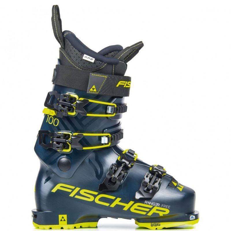 Купить Горнолыжные ботинки Fischer Ranger Free 100 Walk DYN