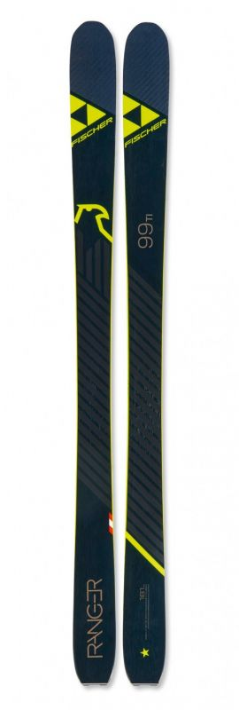 Горные лыжи Fischer Ranger 99 TI (19/20)