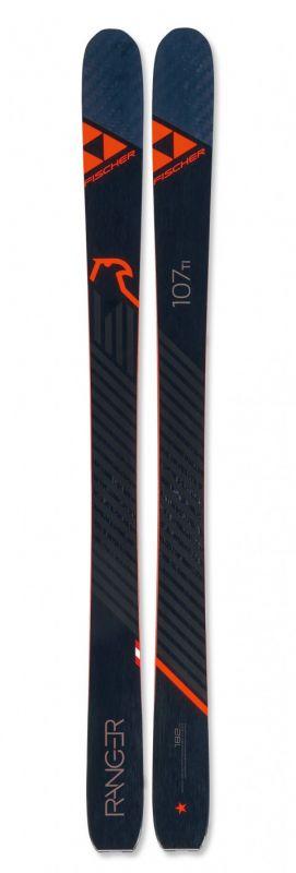 Купить Горные лыжи Fischer Ranger 107 TI