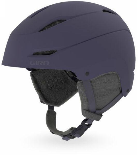 Горнолыжный шлем Giro Giro Ceva женский темно-синий M(55.5/59CM) горнолыжный шлем giro giro ledge красный m 55 5 59cm