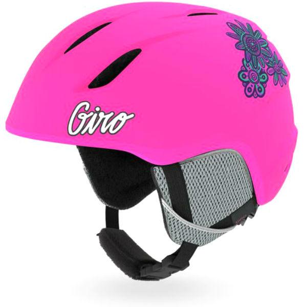 Горнолыжный Giro шлем Giro Launch детский темно-розовый S(52/55.5CM) горнолыжный giro шлем giro launch plus детский зеленый s 52 55 5cm
