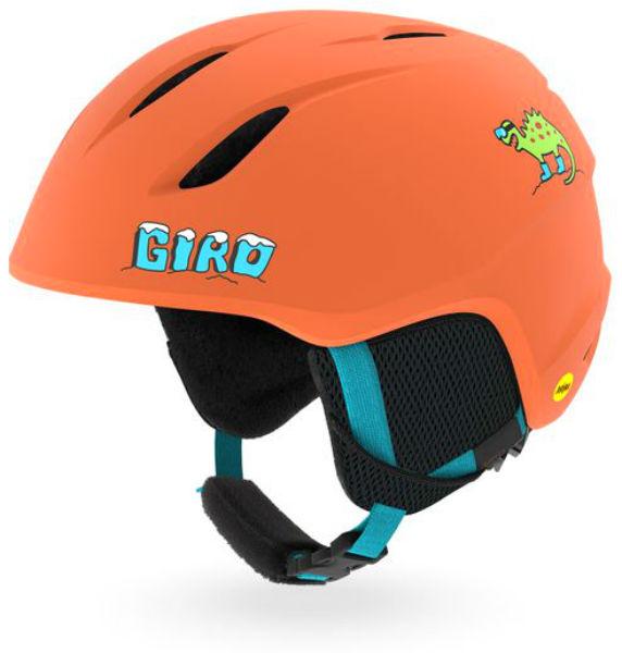 Горнолыжный Giro шлем Giro Launch детский оранжевый XS(48.5/52CM) горнолыжный giro шлем giro launch plus детский зеленый s 52 55 5cm
