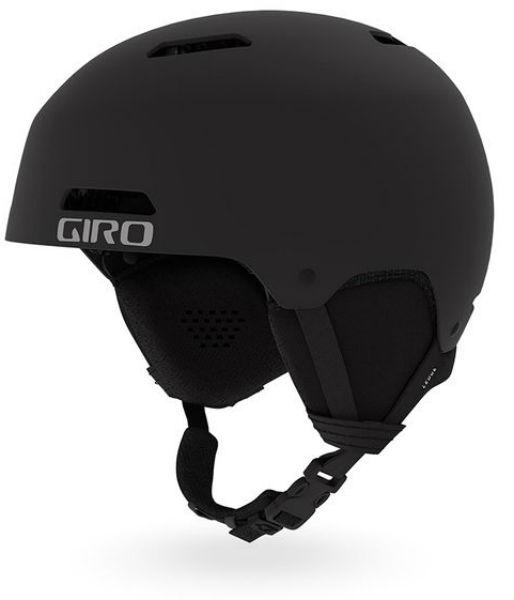 Горнолыжный Giro шлем Giro Ledge черный XL(62.5/65CM)