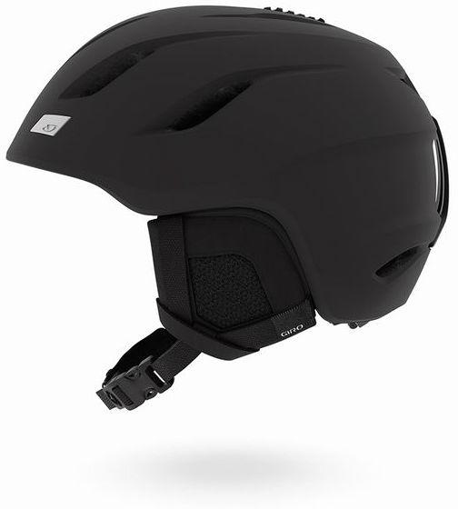 Горнолыжный Giro шлем Giro Nine черный XL(62.5/65CM)