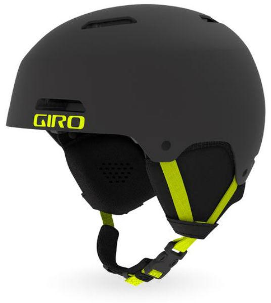 Горнолыжный Giro шлем Giro Ledge черный L(59/62.5CM)