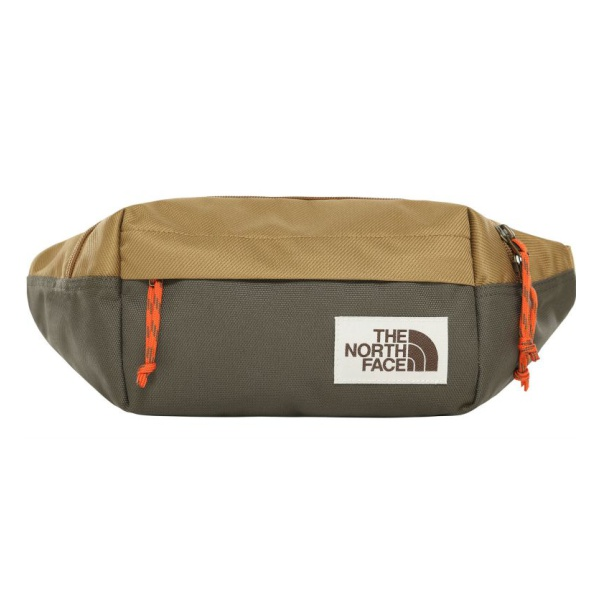The North Face на пояс The North Face Lumbar Pack светло-коричневый OS