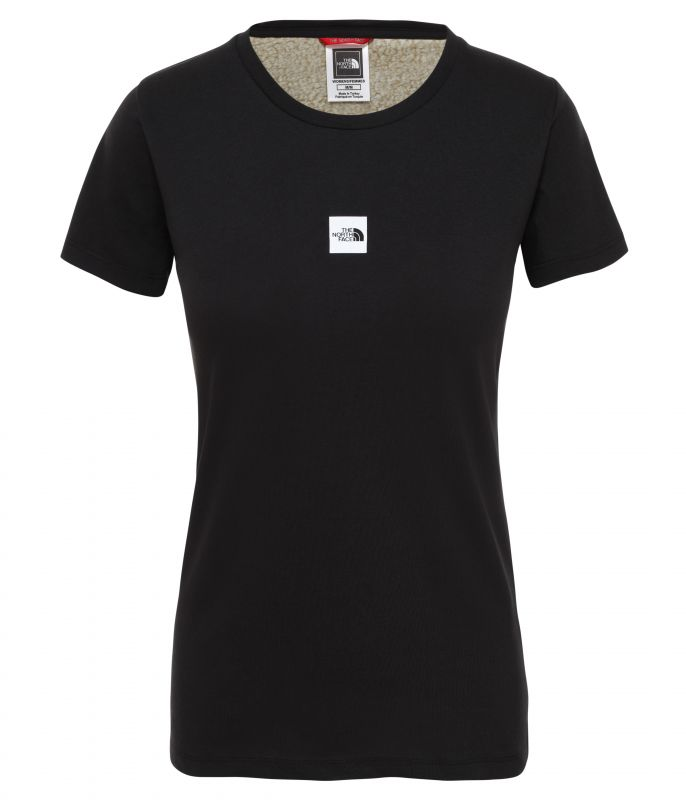 Футболка The North Face The North Face S/S FINE TEE женская футболка the north face the north face box s s tee детская