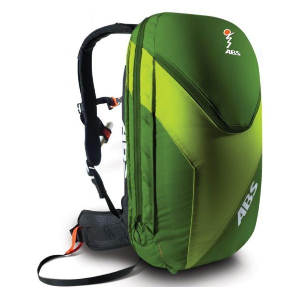 Рюкзак ABS Vario 18 зеленый LARGE