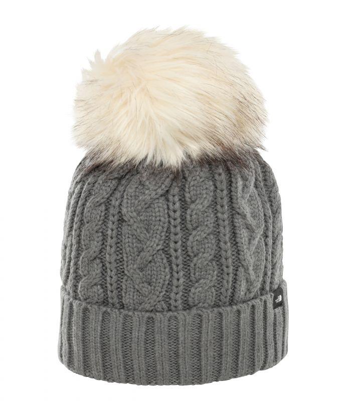 Купить Шапка The North Face Oh-Mega Fur Pom женская
