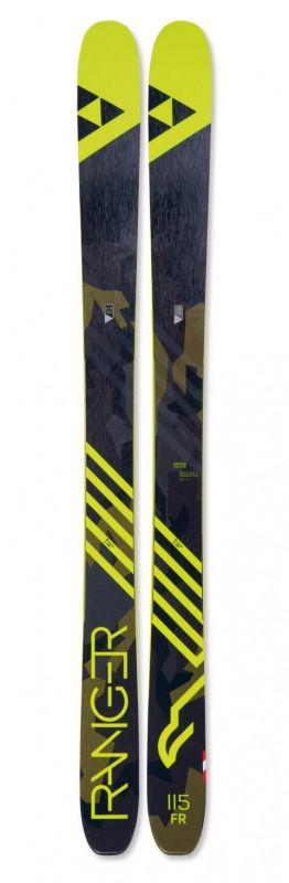 Купить Горные лыжи Fischer Ranger 115 FR Demo
