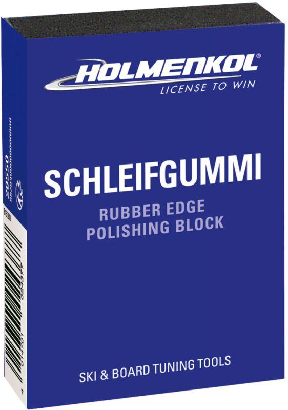 Резина Holmenkol для полировки кантов и снятия окалины Grinding rubber  - купить со скидкой