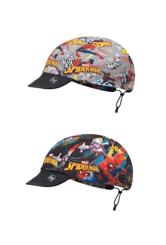 Купить Кепка Buff Spiderman Kaboom Multi Grey