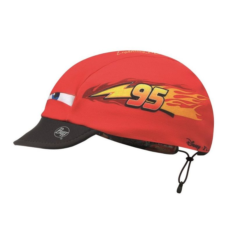 Кепка BUFF Buff Cars Cap Lightning Mcqueen Red - Multi ONE