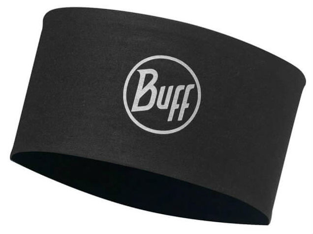 Купить Повязка Buff Headband R-Solid Black