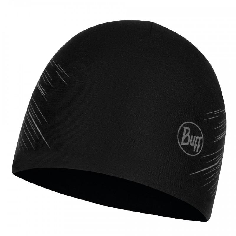 Шапка BUFF Buff Microfiber Reversible Hat черный ONE шапка buff buff bu023cmgxam4