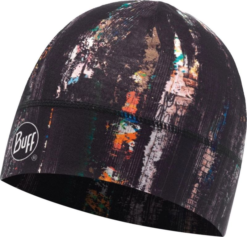 Шапка BUFF Buff Microfiber 1 Layer Hat черный ONE