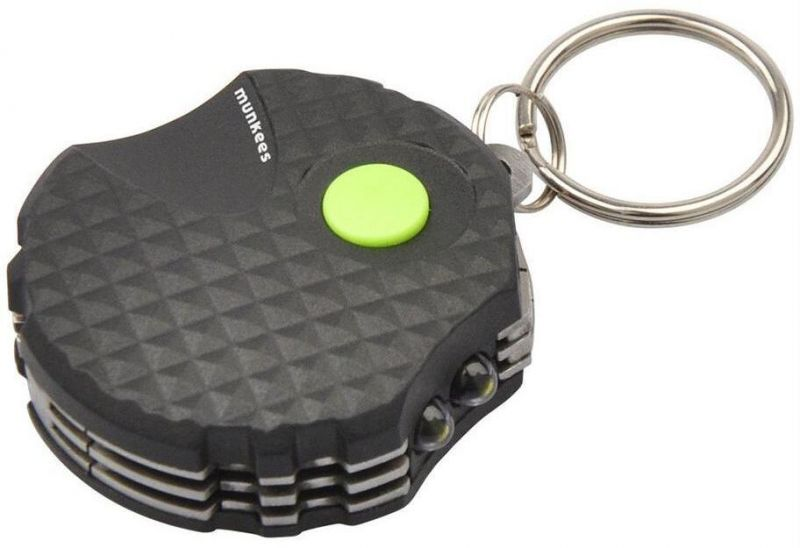 Купить Фонарик Munkees подзаряжаемый с инструментами 2 Rechargable LED light with Tools