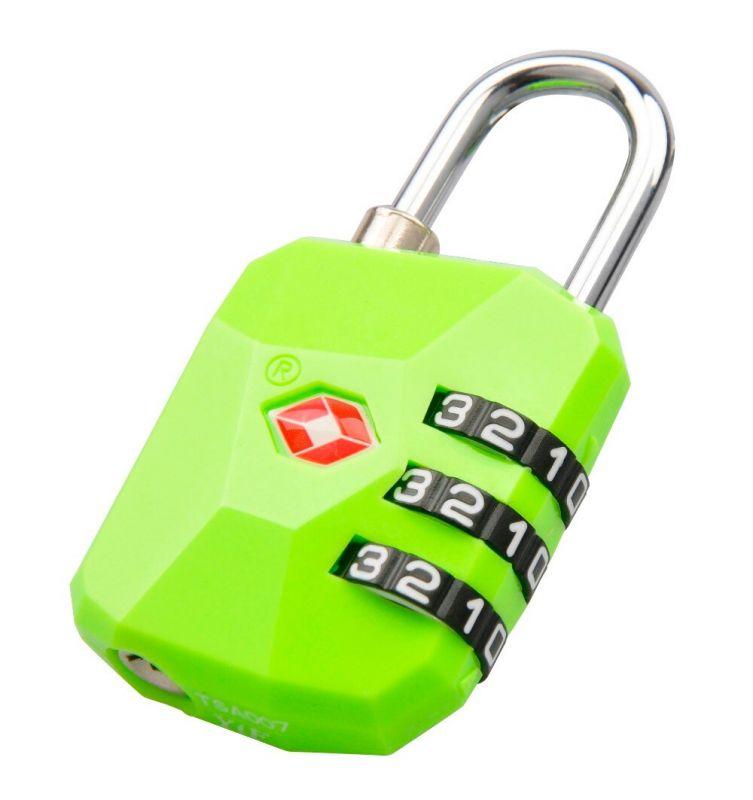 Купить Брелок Munkees кодовый замок Брилиант с TSA доступом Diamond-shaped Combination Lock