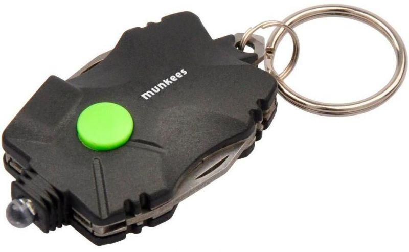 Купить Фонарик Munkees подзаряжаемый с инструментами Rechargable LED light with Tools
