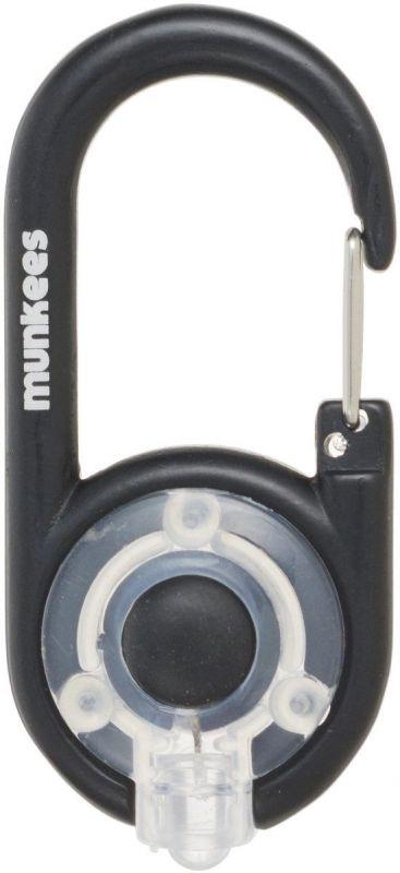 Купить Карабин Munkees с фонариком