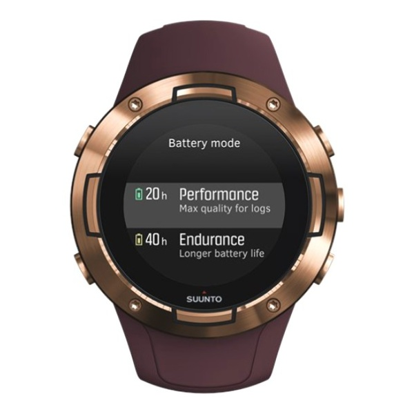 Купить Часы Suunto 5 Burgundy Copper
