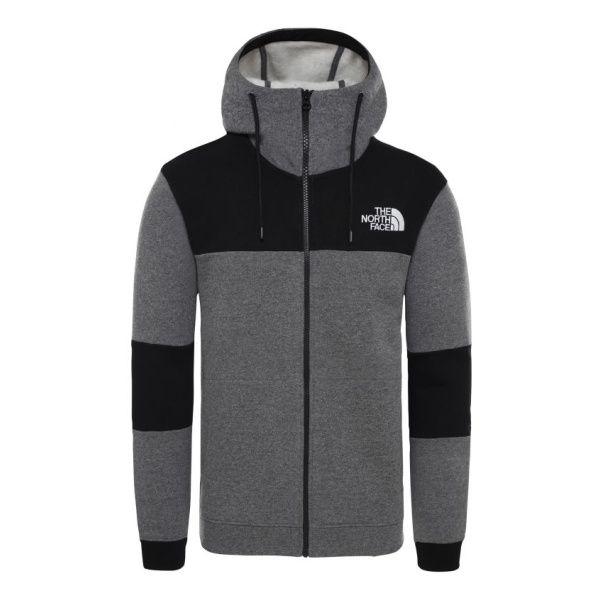 лучшая цена Куртка The North Face The North Face M Himalayan Fullzip