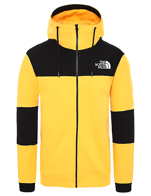 Куртка The North Face The North Face Himalayan Full Zip куртка the north face the north face summit l2 fuseform fleece 1 2 zip hoodie