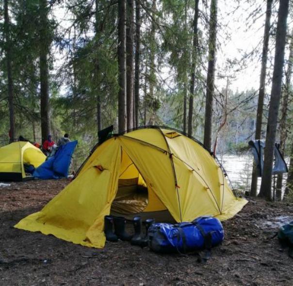 Купить Палатка Normal Камчатка 4N Si/PU