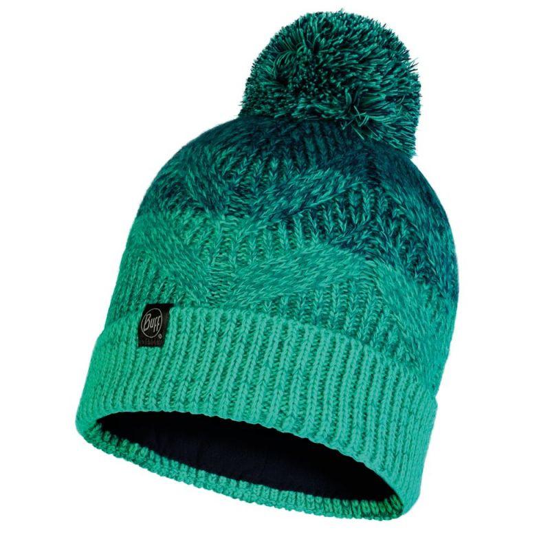 Шапка BUFF Buff Knitted&Polar Masha голубой ONESIZE
