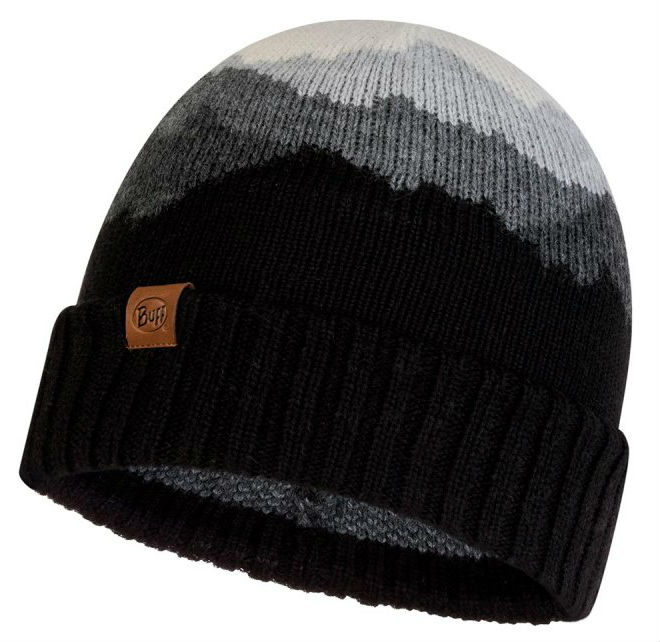 Шапка BUFF Buff Knitted Hat Sveta черный ONESIZE