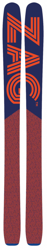 Купить Горные лыжи ZAG H116