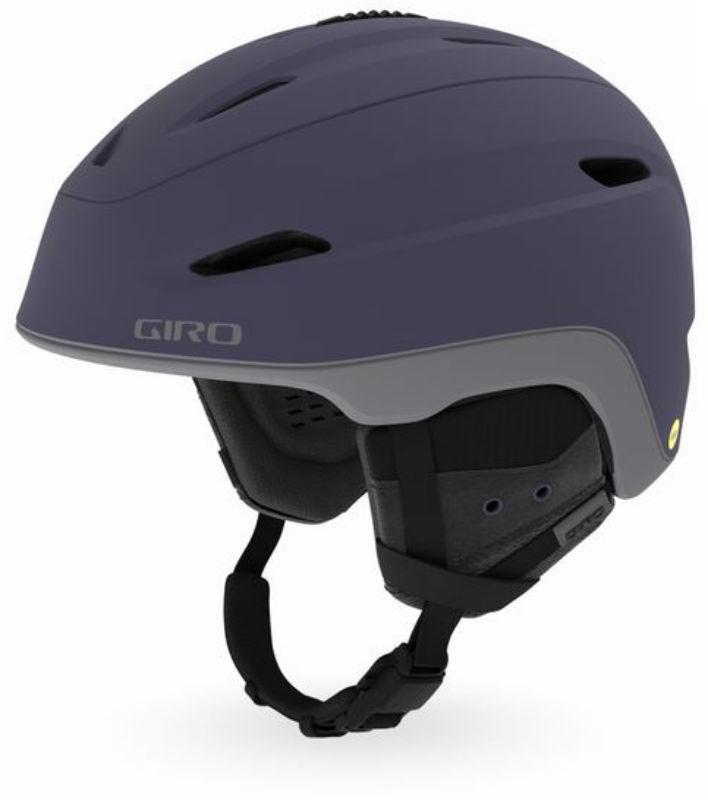горнолыжный cebe шлем cebe contest visor ultimate mips темно серый 61 63 Горнолыжный шлем Giro Giro Zone Mips темно-синий L(59/62.5CM)