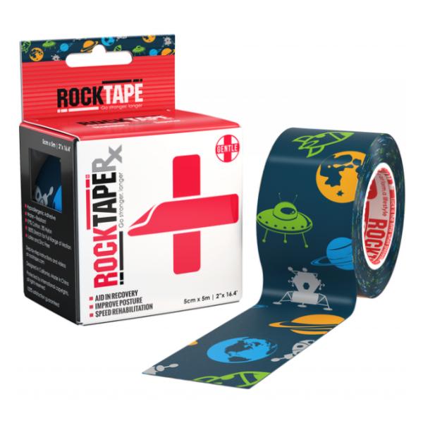 Купить Кинезиотейп Rock Tape RX 5 см х м