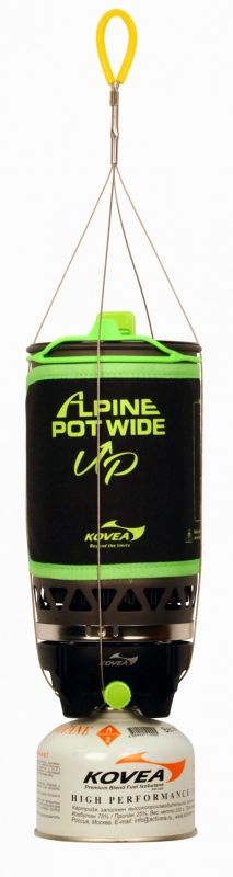 Подвеска Kovea для горелки газ Alpine Pot Wide KB-0703W цена