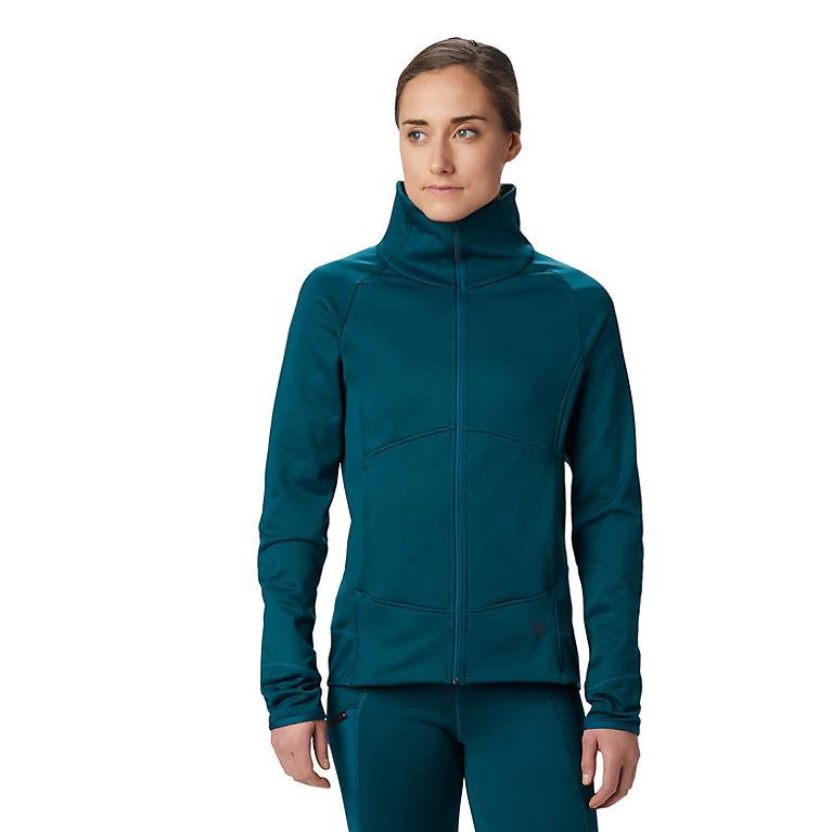 Купить Куртка Mountain Hardwear Frostzone Full Zip женская