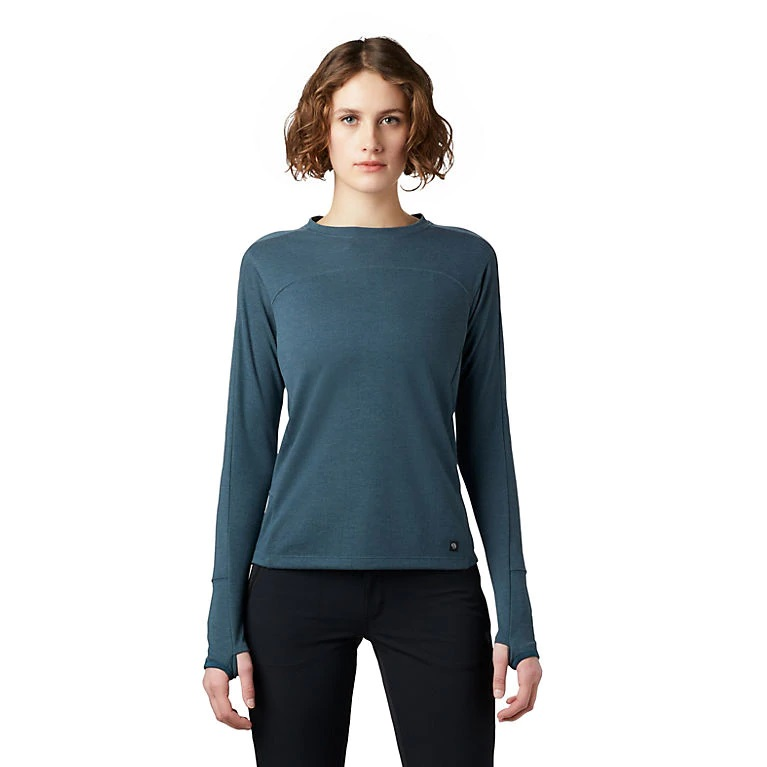 Футболка Mountain Hardwear Daisy Chain™ Long Sleeve T женская