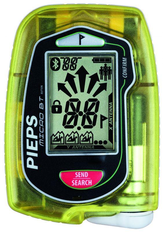 Купить Датчик лавинный Pieps Micro BT Button