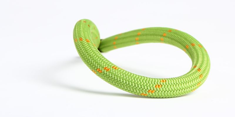 Веревка динамическая Edelweiss Edelweiss O-Flex 9,8 мм (бухта 40 м) зеленый 40M