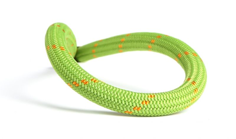 Веревка Edelweiss Edelweiss O-Flex 9,8 мм (бухта 50м) зеленый 50M