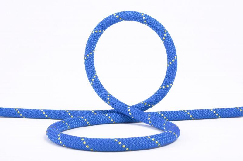 Веревка Edelweiss Edelweiss Rocklight II Rope 9.8 мм (бух 40м) синий 40M веревка edelweiss динамическая edelweiss rocklight ii rope 9 8 мм бухта 60 м синий 60m