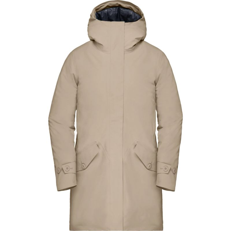Купить Куртка Norrona Oslo Gore-Tex Insulated Parka женская