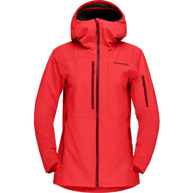 Купить Куртка Norrona Lofoten Gore-Tex Insulated женская