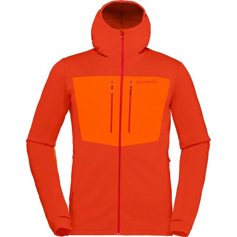Купить Куртка Norrona Lyngen Powerstretch Pro Zip Hoodie